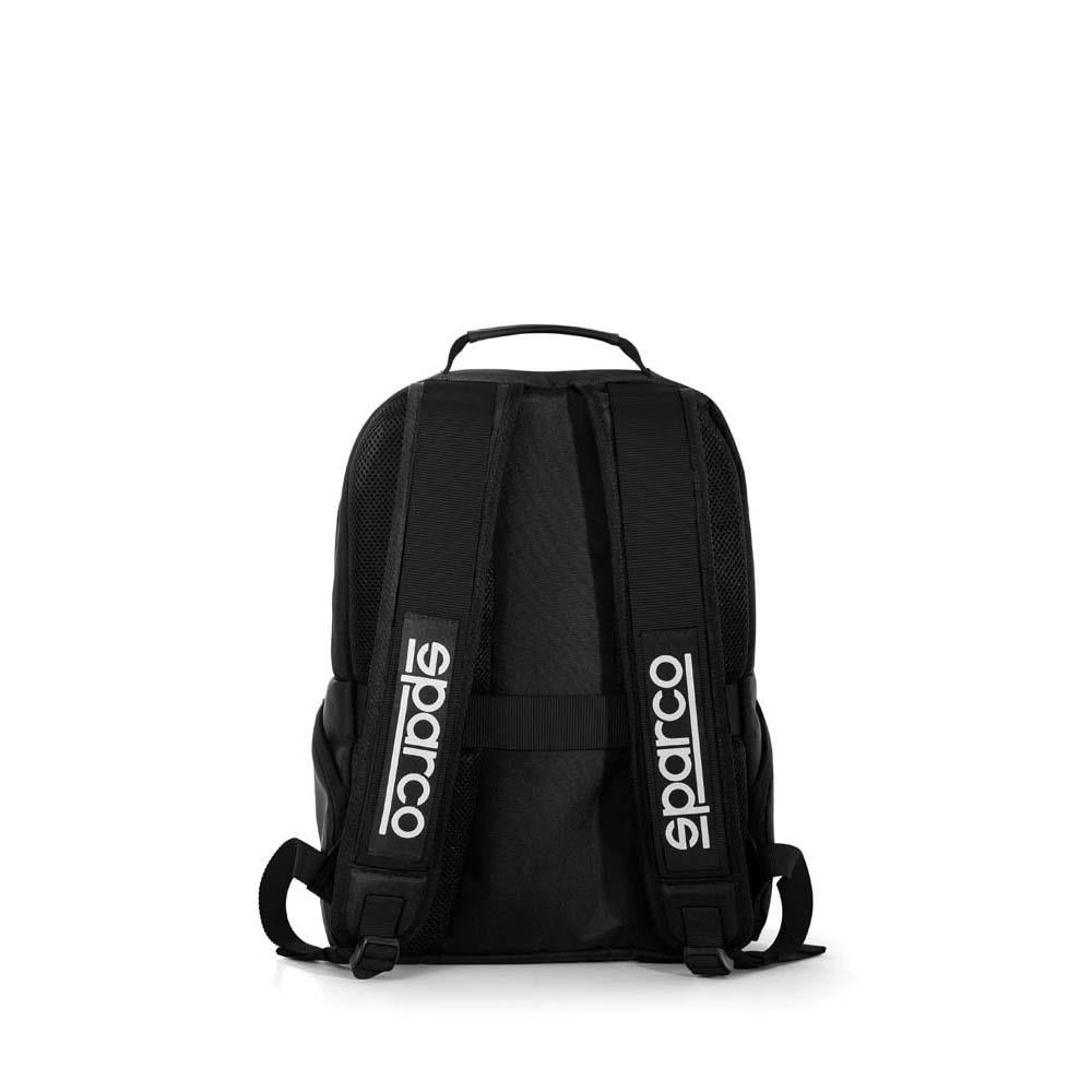 Zaino porta Pc Sparco STAGE 016440 Nero